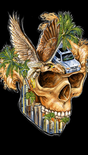 Dubai Skull