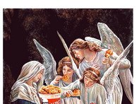 La vierge et le PFK