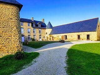 Loation Manoir des Loges en Mayenne