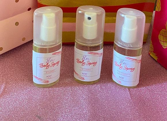 Flow Body Spray