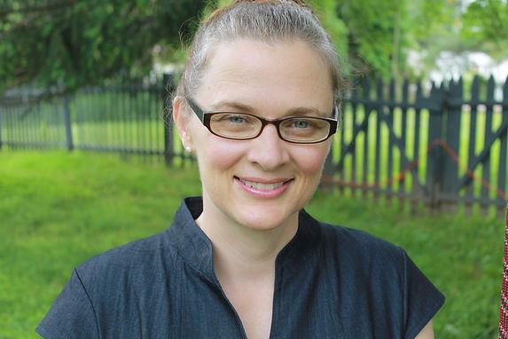 Joslyne Decker, MSW, Story Starters Founder