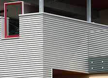 Gösselbauer, goess.design.group., Design, Innenarchitektur, Altar, Ladenbau, shopdesign, Haus, Fenster, rot, Fassade, Traumhaus, Haus am Hang, red window, ...