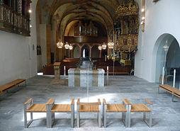 Gösselbauer, goess design group, Design, Architektur, Kirche, Taufbecken, Altar, Ambo, Sedilien, Kapelle, Denkmal, spirituell, Ort, Kerze, Altarraum