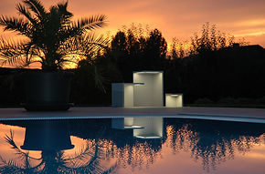 Gösselbauer, goess design group, Design, Garten, Architektur, Licht, Pool, Beleuchtung, light, lighting,