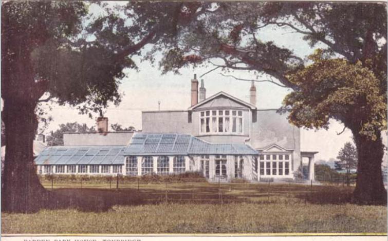 Barden Park House