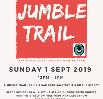 Slade Jumble Trail