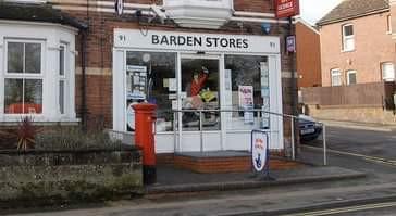 Barden Stores - shop local!