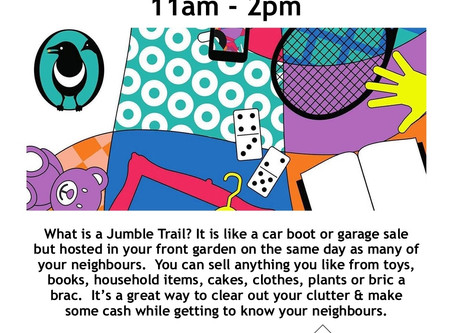 POSTPONED - Jumble Trail 2020