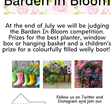Barden in Bloom