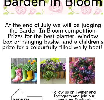 Barden in Bloom
