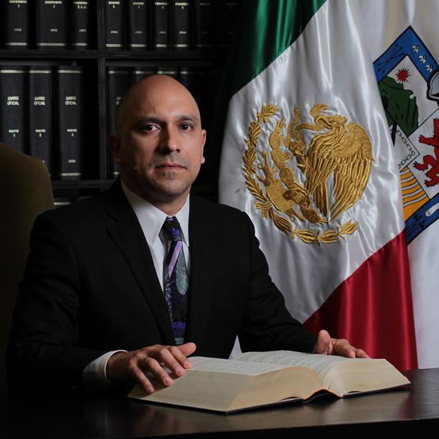 LIC. José de Jesús Gómez García