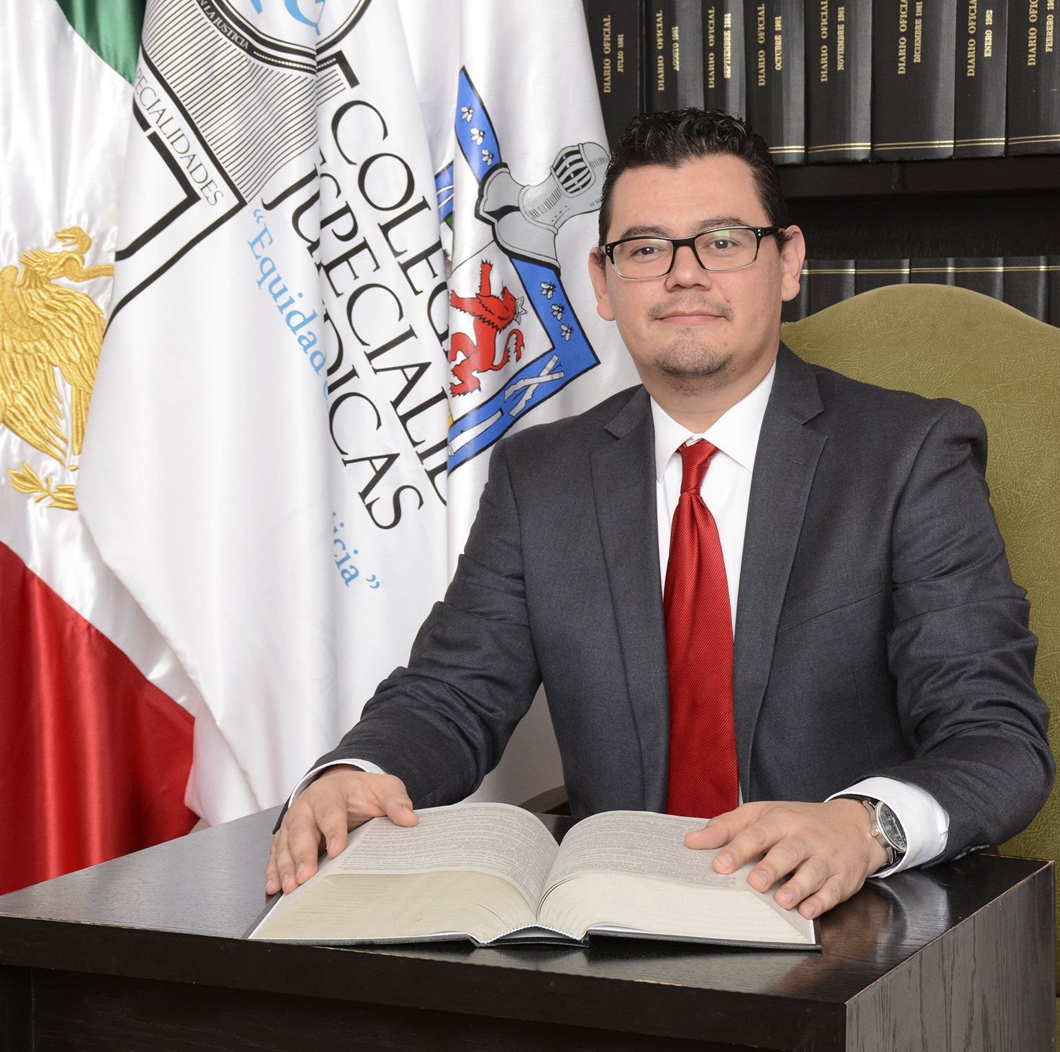 Lic. Alberto Sandoval