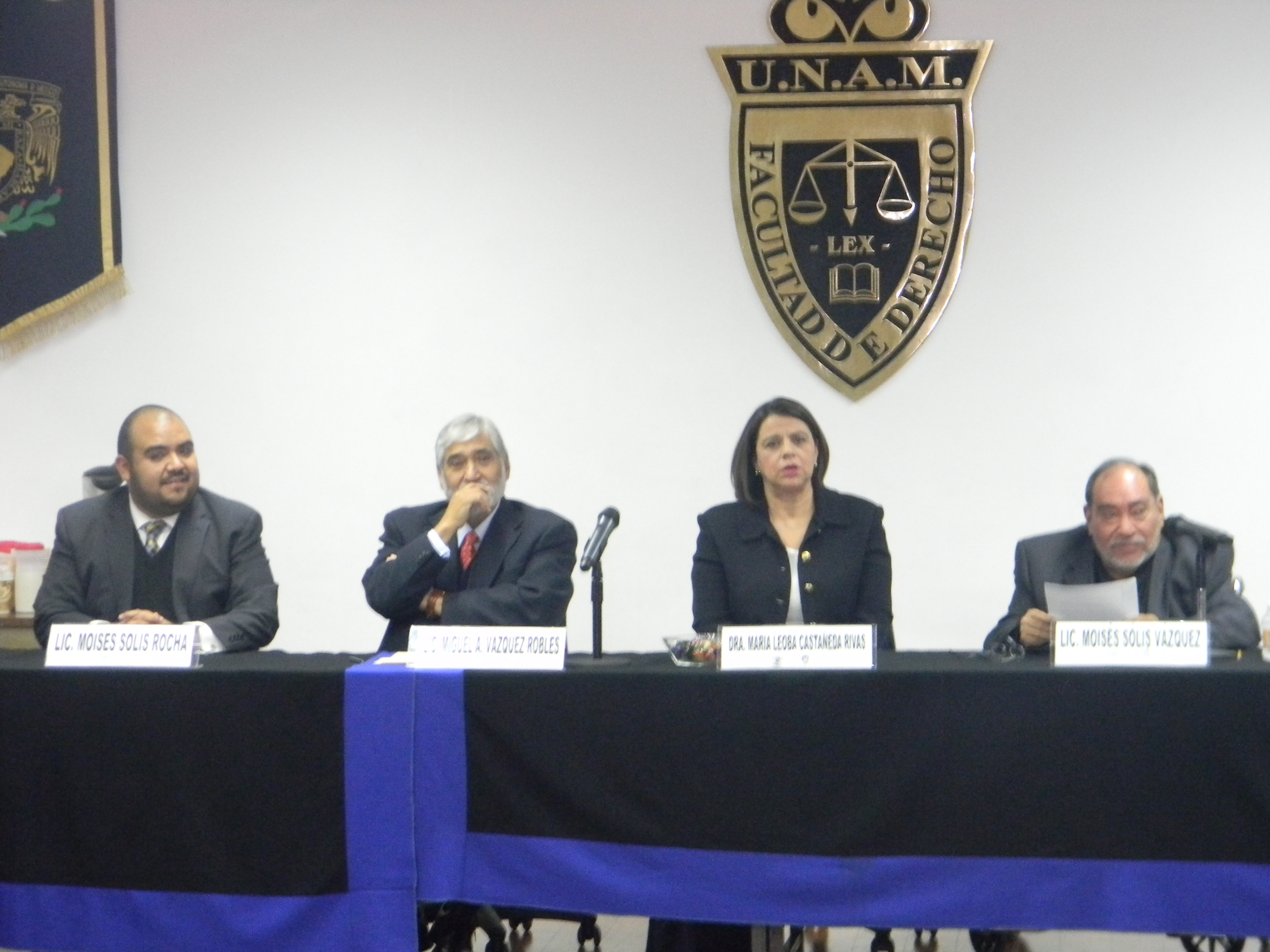 Convenio UNAM-CDEJ