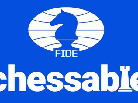 Katharina Katter nimmt an der FIDE Chessable Academy teil.