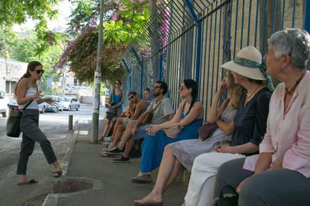 Atalya - Culinary tour in Ein Kerem