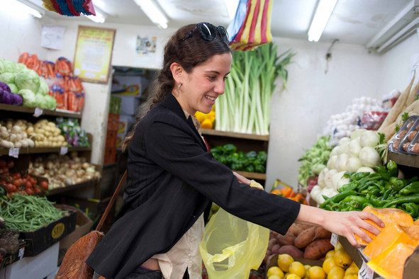 Atalya - Culinary Tour of Machane Yehuda Market