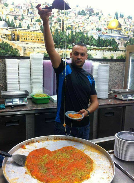 Atalya - Culinary Tour of the Old City of Jerusalem
