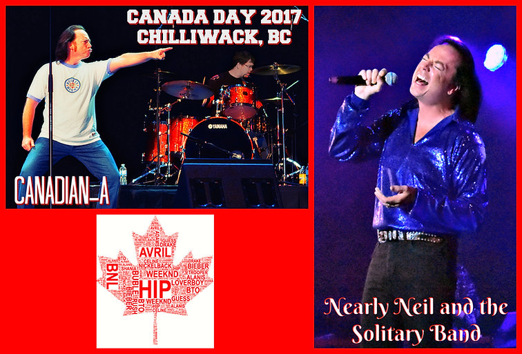 Canada Day with Canadian-A