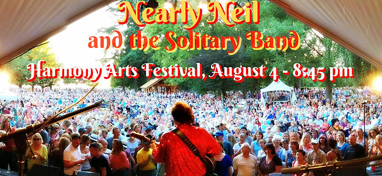 Nearly Neil and the Solitary Band
