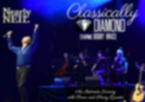 Classically Diamond Hands Up Moved Logo.