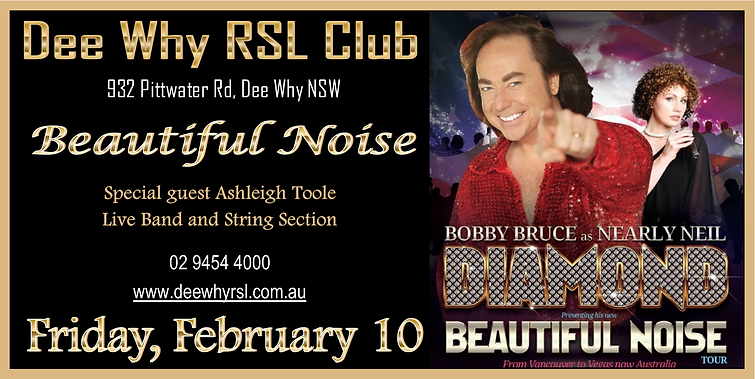 Nearly Neil - Beautiful Noise Penrith Panthers