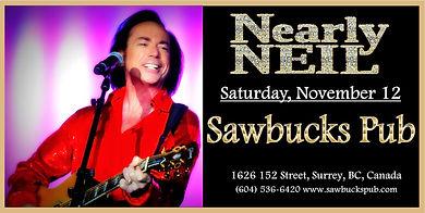 Nearly Neil @Sawbucks