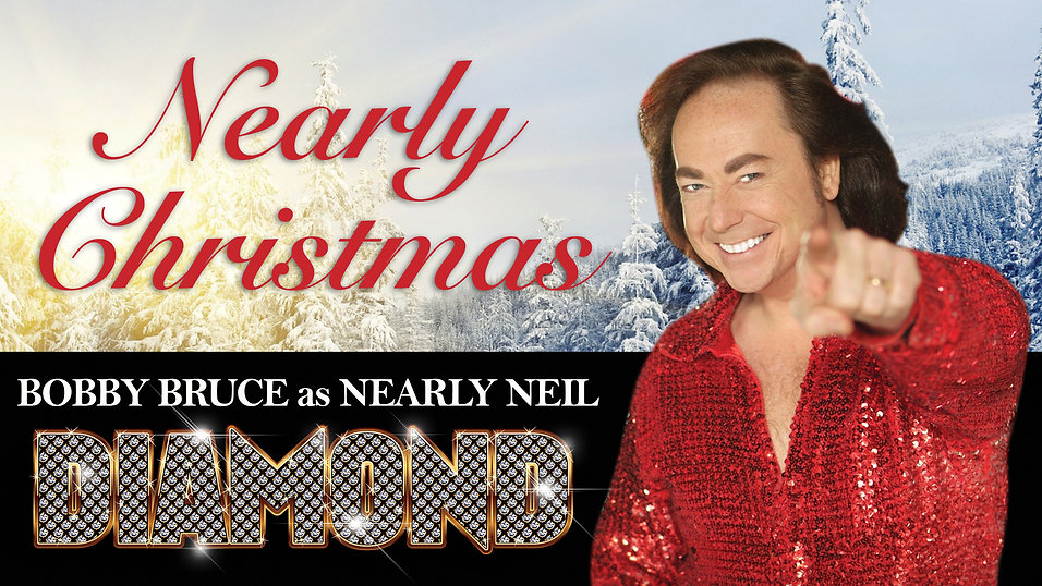 Nearly Christmas with Nearly Neil