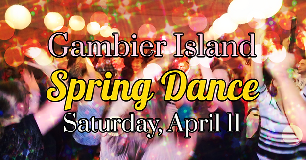 Gambier Island Spring Dance April 11