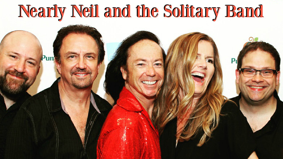 New Years Eve with Nearly Neil and the Solitary Band