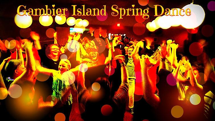 Gambier Island Spring Dance