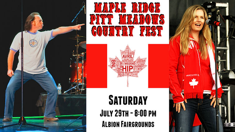 Canadian-A at MRPM CountryFest
