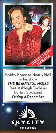 Beautiful Noise Tour SKYCITY Auckland