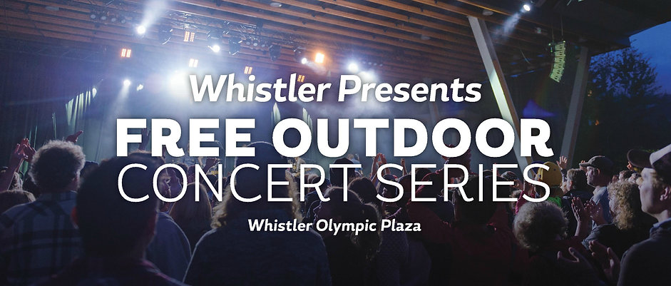 Whistler Outdoor Concert Series