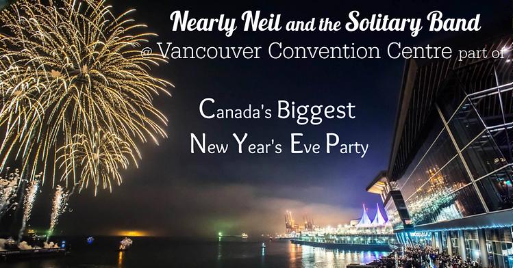 NYE Vancouver