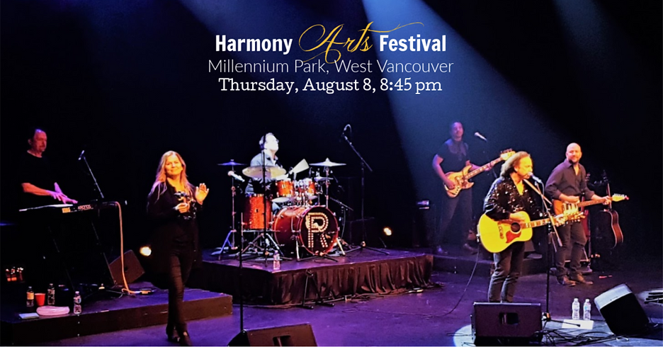 Nearly Neil and the Solitary Band at the Harmony Arts Festival, Aug 8,2019