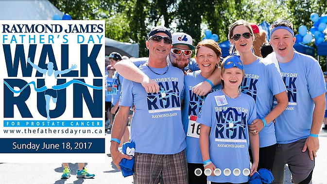 Raymond James Father's Day Walk Run for Prostate Cancer