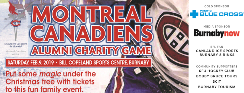 Montreal Canadiens Alumni Charity Game