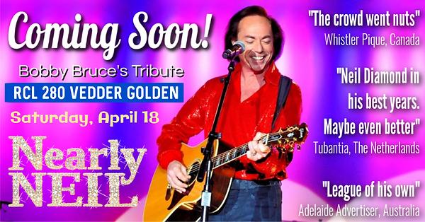 Nearly Neil at Vedder Legion April 18