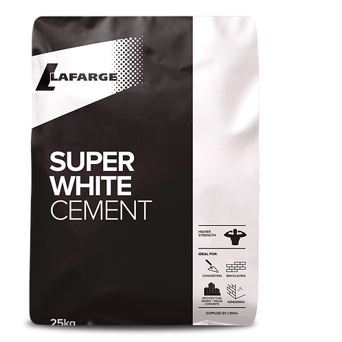White High Early Strength Cement