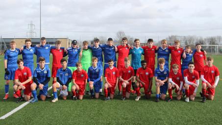Eastleigh Academy V Ormer FC