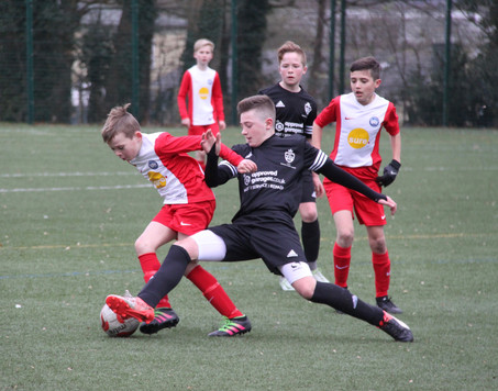 Gritty Dorset Fight Back To Share The Spoils