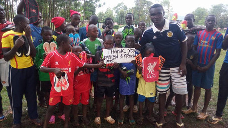 WIRE Soccer Academy - Kenya
