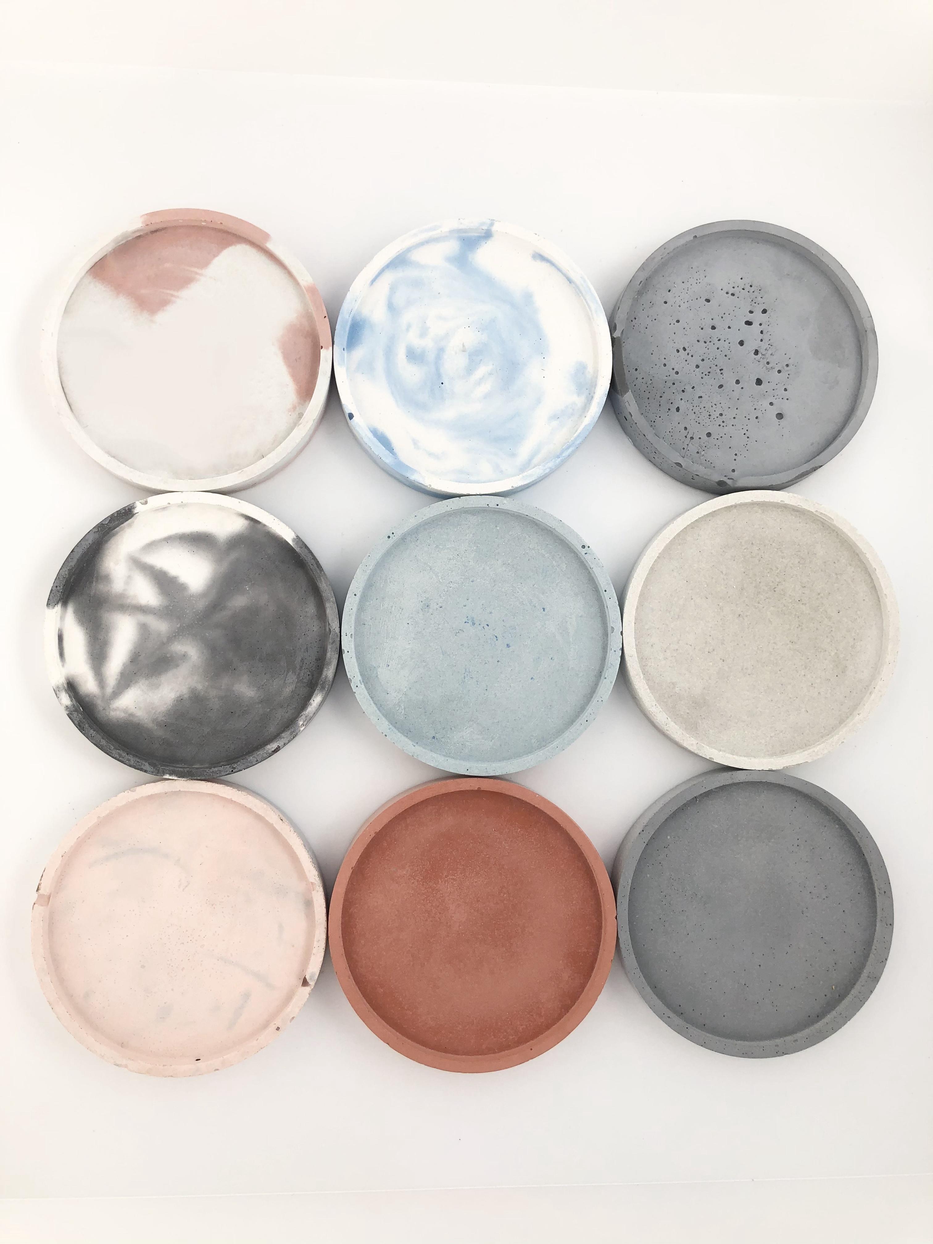 Concrete Dish