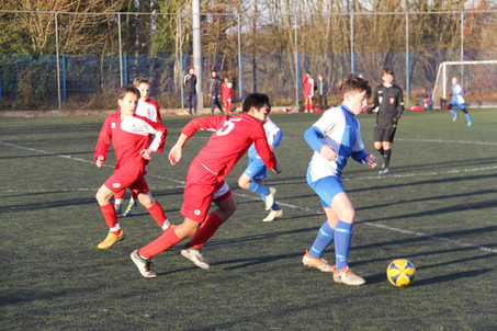 UK Soccer Schools Provide Stern Test