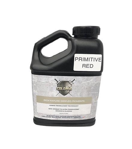 TRINIC COLORZ - PRIMITIVE RED