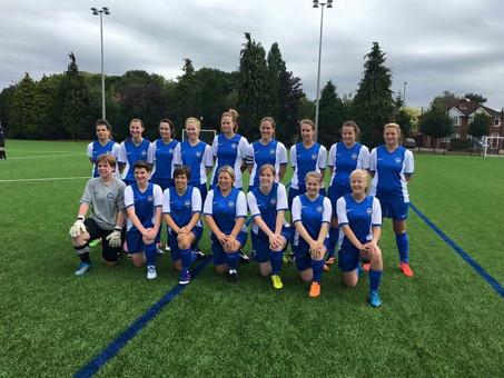 Ormer FC Introduce New Ladies Team