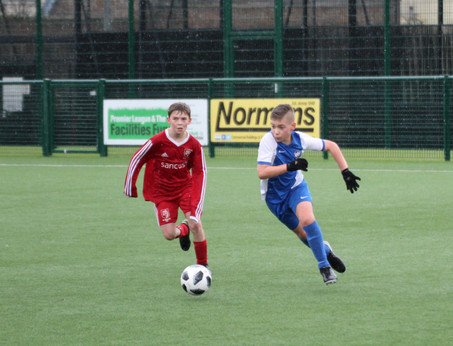 Ormer FC U12's Ride Waves To Victory In Jersey