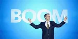 Speech making BOOM 2015