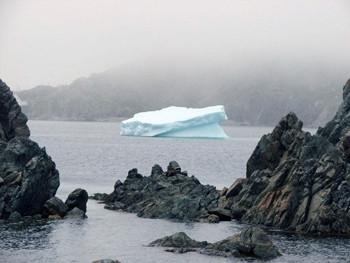 Icebergs as Inspiration