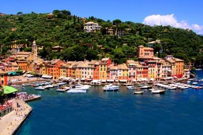 Portofino - A Favorite Port Of This Travel Writer